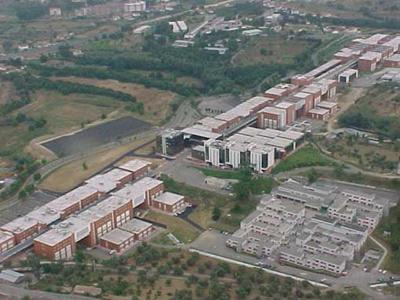 Unical sulle colline di rende l 39 universit della calabria for Il territorio dell architettura vittorio gregotti