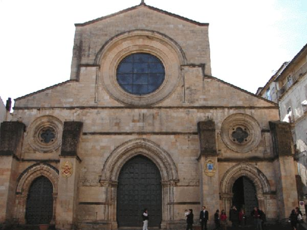 Riconoscimento Unesco alla Cattedrale di Cosenza