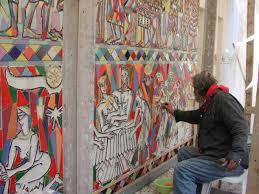 Il maestro dell'arte e del paesaggio Nik Spatari celebrato all'Università Magna Graecia