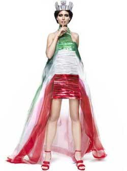 La Miss Unit� d'Italia Calabria � Valentina Piccoli
