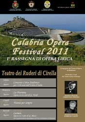 Diamante: da domani Incontri D'estate e a settembre il Calabria Opera Festival