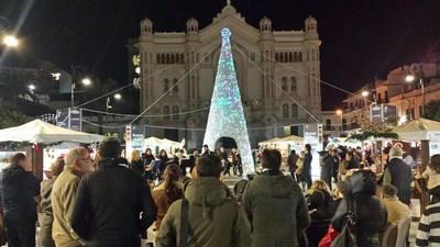 Reggio Calabria: l'8 dicembre l'accensione dell'Albero di Luci in Piazza Duomo