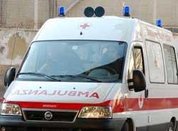 Soverato: incidente stradale, motociclista perde gamba e braccio