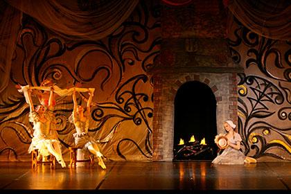 Catanzaro, balletto di Mosca la Classique in