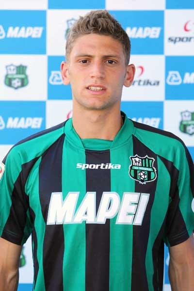 Il calciatore calabrese Domenico Berardi nei piani della Nazionale Italiana del ct Cesare Prandelli
