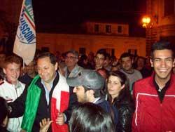 Rossano: vince Giuseppe Antoniotti (Pdl)