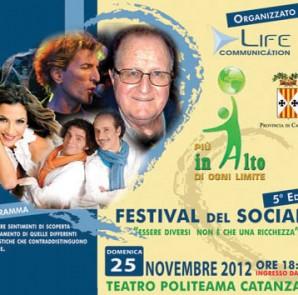 Catanzaro: il programma del Festival del Sociale
