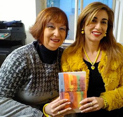 Cosenza, presentazione del libro Viaggio nella lingua italiana