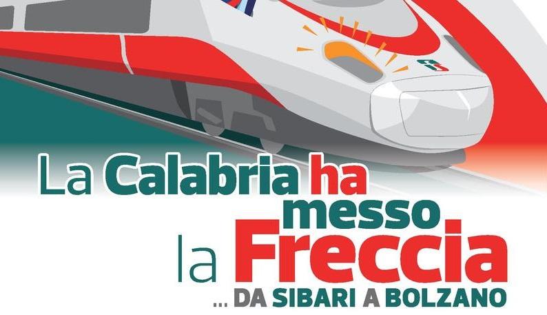 Inaugurata la linea ferroviaria Sibari Bolzano
