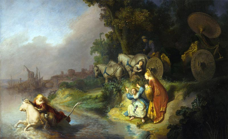 Al Palazzo Arnone di Cosenza in arrivo una mostra dedicata a Rembrandt