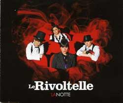 La band calabrese Le Rivoltelle a Roma per la rosa dell'unit� d'Italia