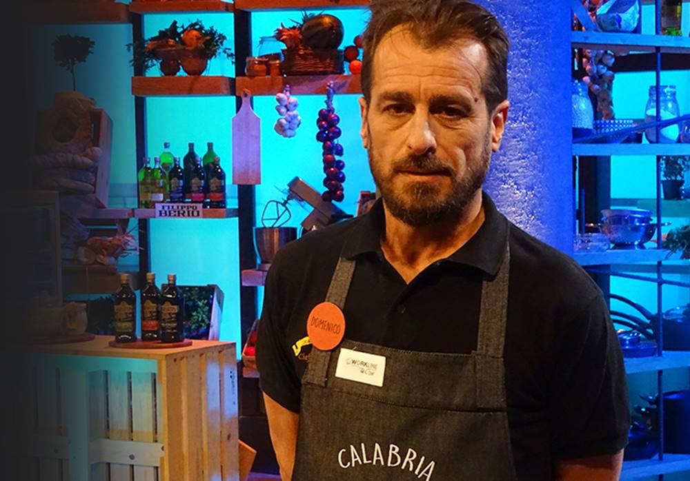Il cuoco vibonese Mimmo Barbuto trionfa in TV