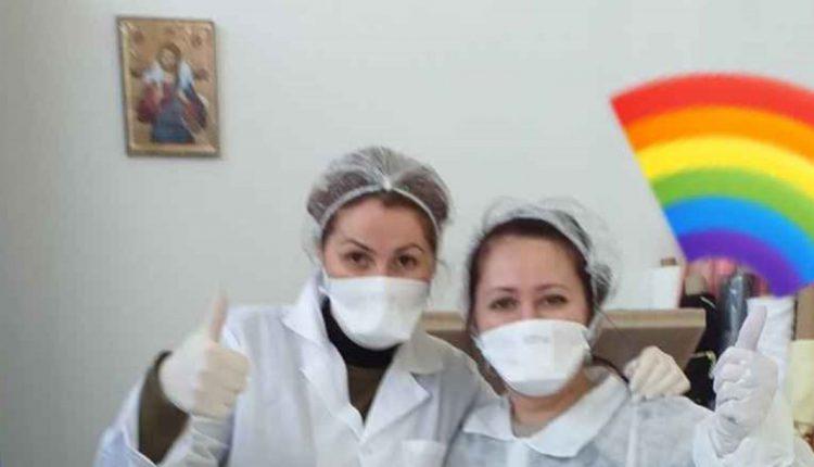 Sartoria locale dona mascherine protettive all'ospedale di Cosenza
