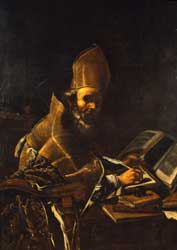 Il restauro del Sant'Agostino di Mattia Preti svela i segreti di un capolavoro