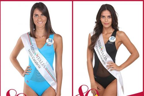 Due calabresi saranno protagoniste a Miss Italia