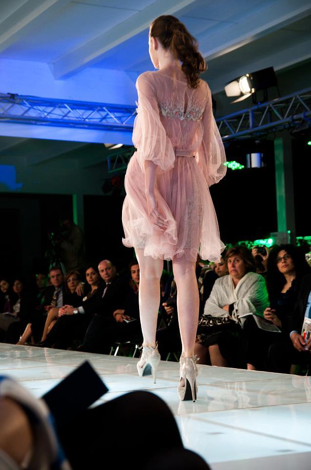 Moda Movie: la vincitrice del concorso � Isabella Bona della provincia di Sondrio