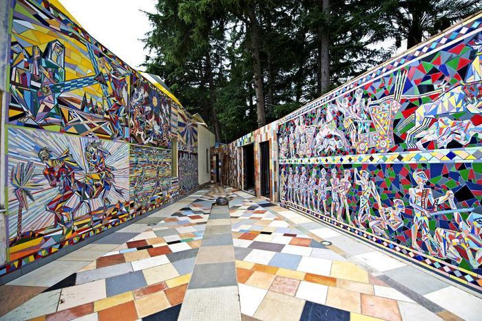 MuSaBa, il museo aperto al mondo