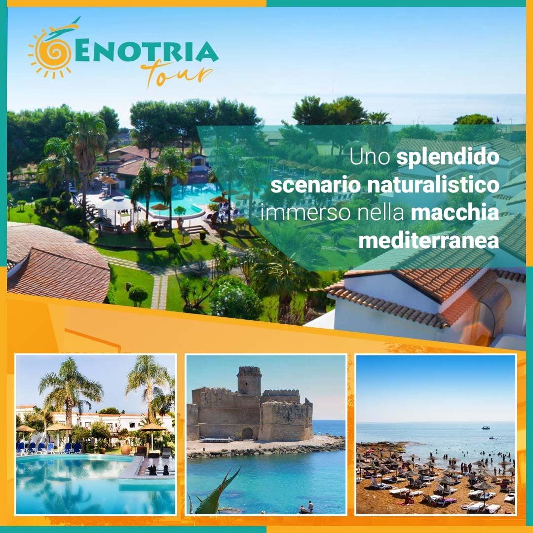 Enotria Tour propone una vacanza da sogno