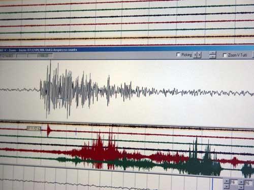 Cosenza: registrate piccole scosse di terremoto nella notte