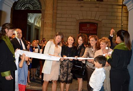 Inaugurazione sede universit� telematica Unipegaso nel centro storico di Cosenza