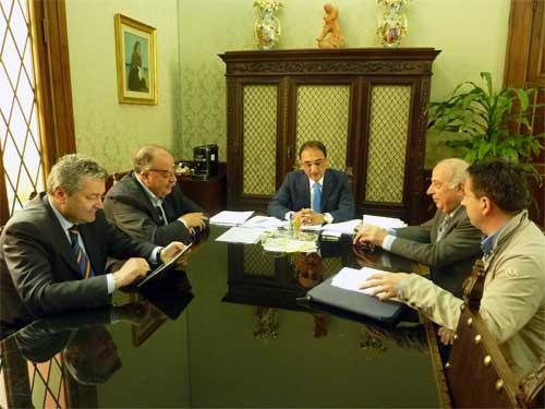 Catanzaro: sistema metropolitano, Abramo ha incontrato i progettisti e le Ferrovie della Calabria