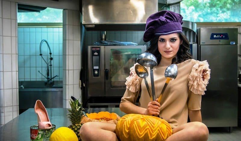 Eccellenze femminili: prosegue il successo della Chef calabrese Agnese Gigliotti