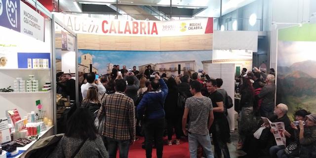 Artigiano in Fiera: a Milano grande successo per gli stand calabresi
