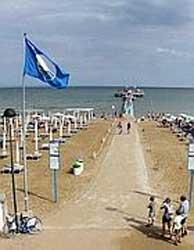 Bandiere Blu: 5 le spiagge di qualit� in Calabria