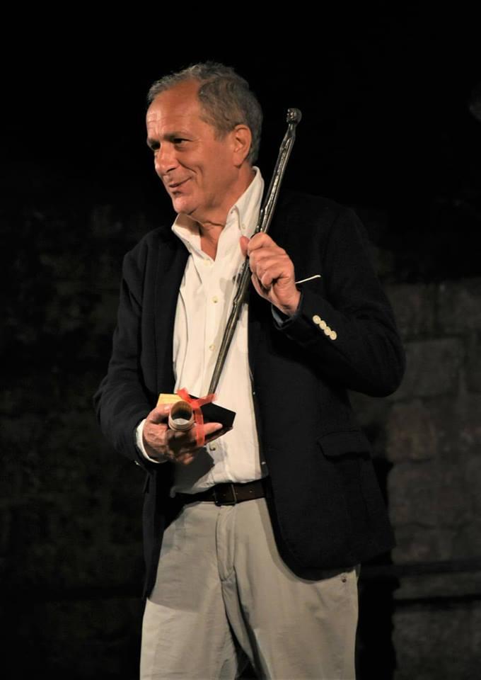 Il calabrese Gianfranco Bartalotta � tra i vincitori  dell'Oscar del Teatro italiano, il premio Ombra della seradi Volterra
