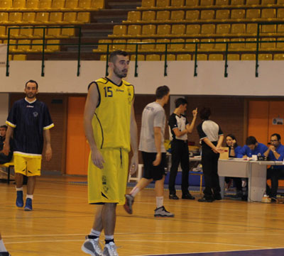 Basket: Kama Italia- New Team 2000