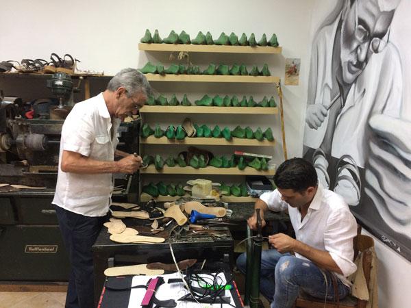 La bottega artigianale di Barbato porta il vessillo della Calabria al MICAM