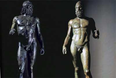 Reggio: sabato si inaugura la riapertura della sala dei bronzi di Riace del Museo