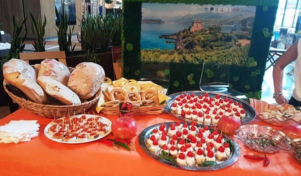 La Calabria porta le merende dei nonni al Fico Eataly World di Bologna