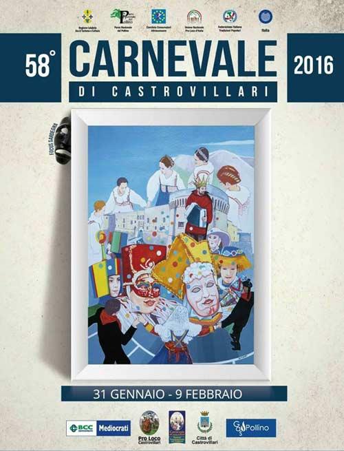 Carnevale di Castrovillari: ecco il programma della 58esima edizione