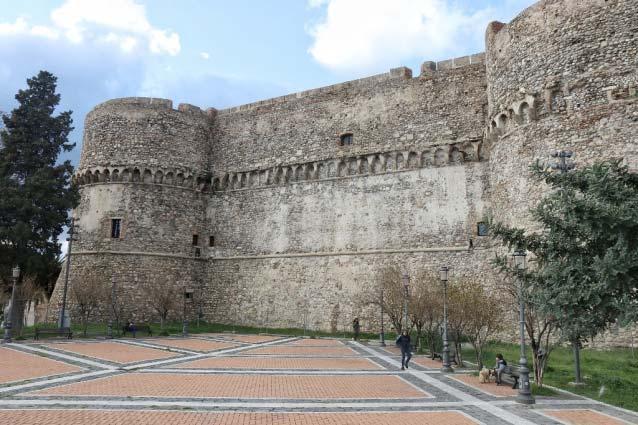 Reggio Calabria: al Castello Aragonese le iniziative del progetto New Theatre Training