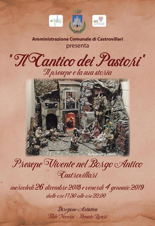 Presepe Vivente, a Castrovillari in scena Il Cantico dei Pastori
