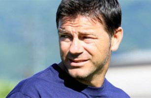 Reggina calcio: Ciccio Cozza � il nuovo allenatore della squadra, nello staff anche Mozart