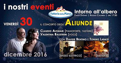 Reggio Calabria, in Piazza Duomo le sonorità degli Aliunde