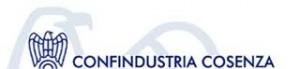Confindustria Cosenza: censimento crediti e adesioni al Dday