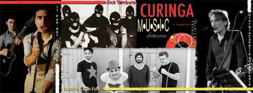 Curinga Music Festival 2014: due giorni a base di musica, arte e spettacoli