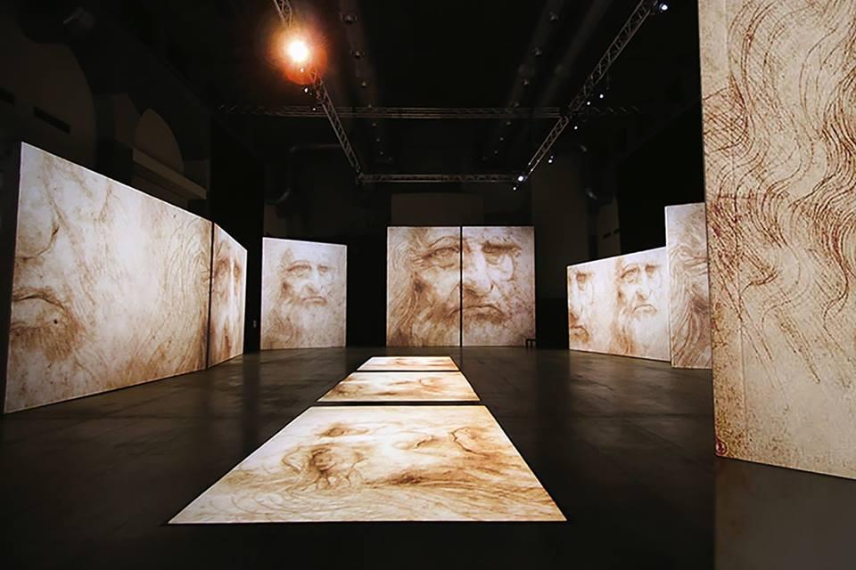 Da Vinci Alive Experience: a Cosenza la mostra dedicata a Leonardo