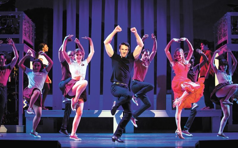 Dirty Dancing: il musical dei record arriva in Calabria