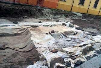 Vibo Valentia: scoperta Domus Romana nel centro cittadino