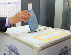 Calabria: seggi chiusi alle 15, l'affluenza resta bassa
