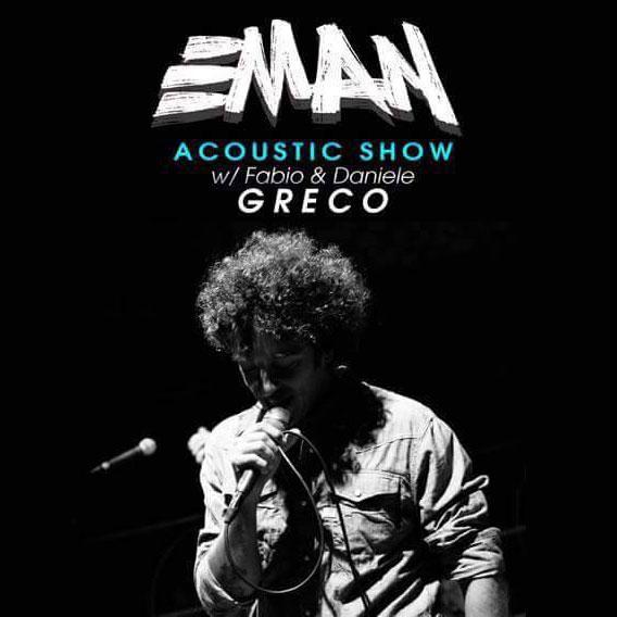Lamezia Terme (CZ), Eman acoustic show
