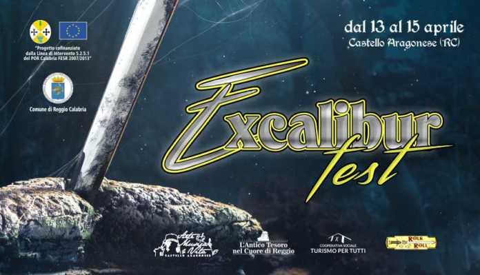 Al Castello Aragonese di Reggio Calabria l'evento Excalibur Fest - Arte, Musica & Vita