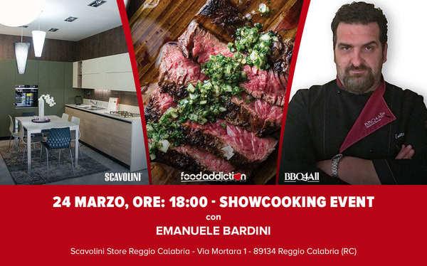 FoodAddiction in Store fa tappa a Reggio Calabria