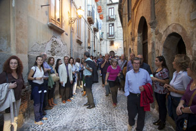 Cosenza: ritorna il 28 dicembre Cinque sensi di marcia, a spasso tra storia e presepi nel centro storico