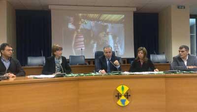 L'assessore Fedele ha presentato il progetto di cooperazione Harambee Go Haead