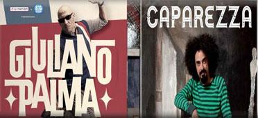 Fatti di Musica 2014: in arrivo Giuliano Palma e Caparezza